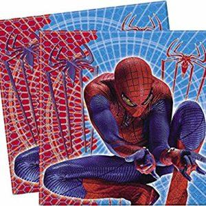 Party servítky – Spiderman 20 ks