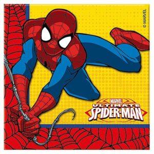 Party servítky Spiderman 20 ks