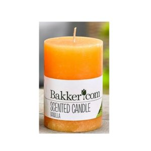 Vonná sviečka - Vanilka vám prinesie krásnu vôňu vanilky do vášho domu.