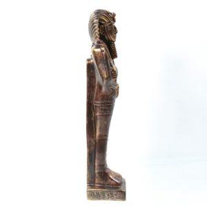 Egyptská soška Faraón Magická soška faraóna navodzujúca atmosféru dávneho Egypta.