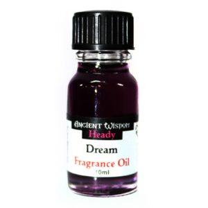 Vonný olej Sen Krásna vôňa, ktorá sa rozplynie po celej miestnosti Nakvapkajte 3 – 8 kvapiek do aromalampy s vodou, aby sa celá miestnosť