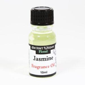 Vonný olej Jazmín Krásna vôňa, ktorá sa rozplynie po celej miestnosti Nakvapkajte 3 – 8 kvapiek do aromalampy
